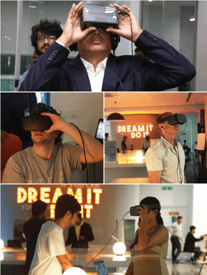 Launch of the Indian Centre of Immersive Media (ICIM)
