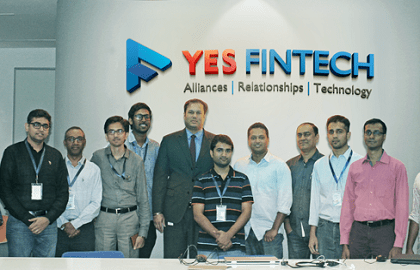 Yes Fintech at ISDI Ace