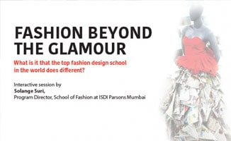 Experience Fashion at Parsons Mumbai