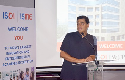 Visit of Mr. Ronnie Screwvala