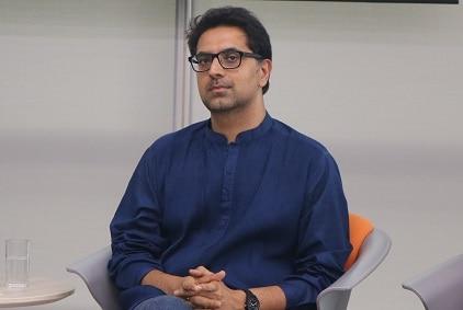 Gautam Vazirani visits ISDI