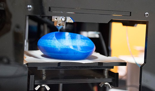 Precision in material design with 3D Printing Technology