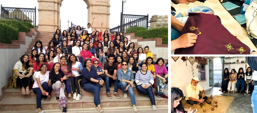 Bhuj Crafts Study Tour