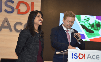 Canadian Minister's Visit's ISDI