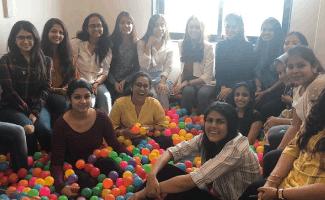 Field Visit at Designer Jannat Vasai