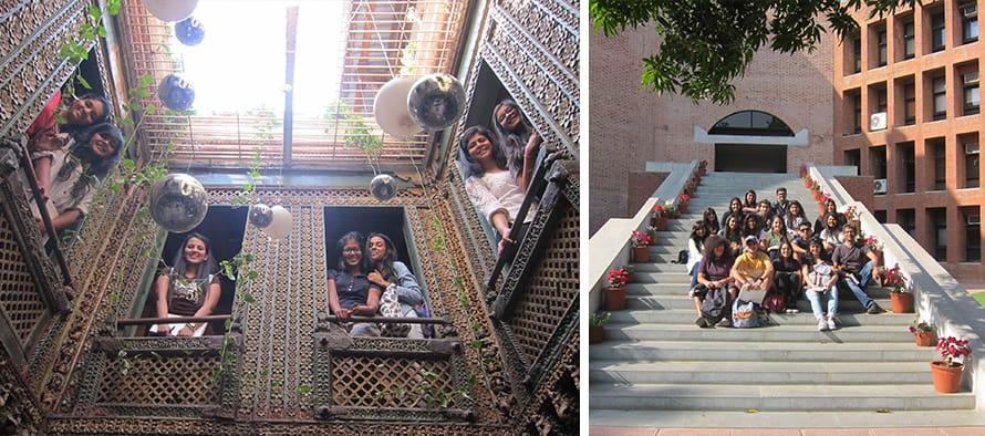 Study Trip to Ahmedabad