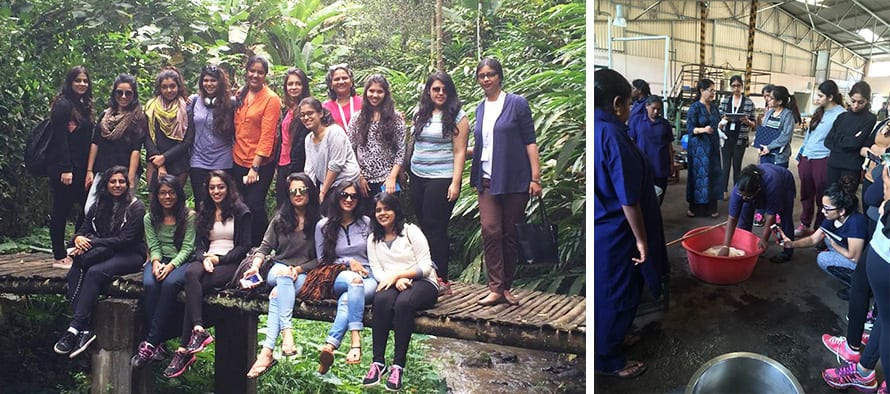 Study Trip to Munnar